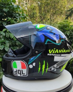 Helm Full Face Replika AGV Import