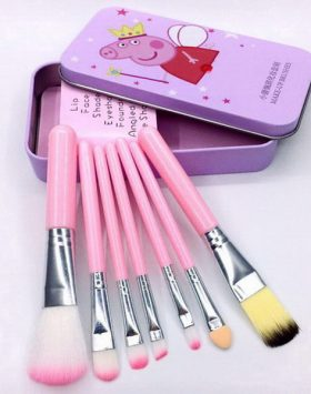Alat Make Up Brush Isi 7 Pcs Termurah Import BI711