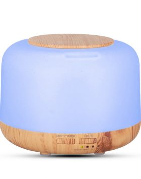 Ultrasonic Aroma Diffuser Humidifier Air Purifier 7 Color LED 300ML 3